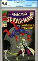 Amazing Spider-Man #44 CGC 9.4 cr/ow