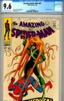Amazing Spider-Man #62 CGC 9.6 ow/w