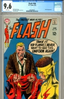 Flash #189 CGC 9.6 w