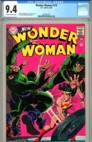 Wonder Woman #172 CGC 9.4 ow/w
