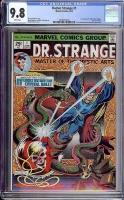 Doctor Strange #1 CGC 9.8 w