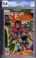 X-Men #107 CGC 9.8 w