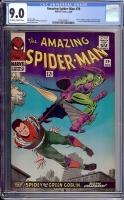 Amazing Spider-Man #39 CGC 9.0 ow/w