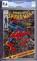 Amazing Spider-Man #100 CGC 9.6 w