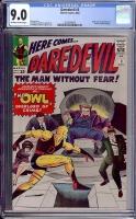 Daredevil #3 CGC 9.0 ow/w