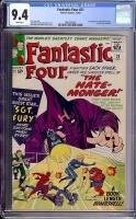 Fantastic Four #21 CGC 9.4 w