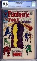 Fantastic Four #67 CGC 9.6 w