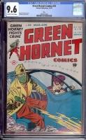 Green Hornet Comics #33 CGC 9.6 ow/w
