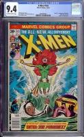 X-Men #101 CGC 9.4 ow/w