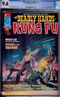 Deadly Hands of Kung Fu #7 CGC 9.6 w