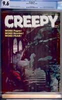 Creepy #6 CGC 9.6 ow/w