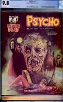 Psycho #17 CGC 9.8 w