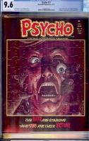 Psycho #18 CGC 9.6 w