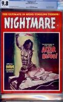 Nightmare #7 CGC 9.8 w