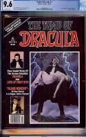 Tomb of Dracula #1 CGC 9.6 ow