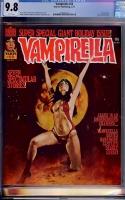 Vampirella #58 CGC 9.8 w