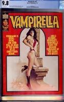 Vampirella #61 CGC 9.8 w