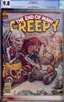 Creepy #116 CGC 9.8 w