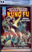 Deadly Hands of Kung Fu #11 CGC 9.8 w