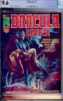 Dracula Lives #11 CGC 9.6 w