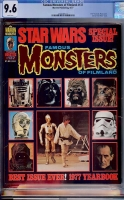 Famous Monsters of Filmland #137 CGC 9.6 w