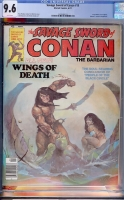 Savage Sword of Conan #19 CGC 9.6 w