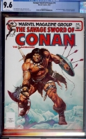 Savage Sword of Conan #74 CGC 9.6 w