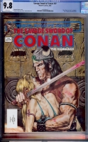 Savage Sword of Conan #97 CGC 9.8 w