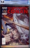 Savage Sword of Conan #113 CGC 9.8 w