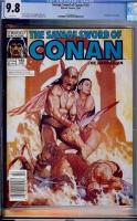 Savage Sword of Conan #145 CGC 9.8 w