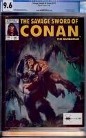 Savage Sword of Conan #157 CGC 9.6 w