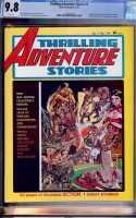 Thrilling Adventure Stories #1 CGC 9.8 w
