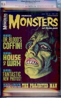 Famous Monsters of Filmland #45 CGC 9.6 ow/w