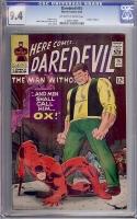 Daredevil #15 CGC 9.4 ow/w