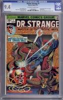Doctor Strange #1 CGC 9.4 ow/w
