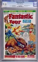 Fantastic Four #118 CGC 9.6 ow/w