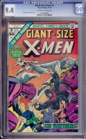 Giant-Size X-Men #2 CGC 9.4 ow/w