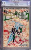 Green Lantern #86 CGC 9.6 ow