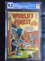 World's Finest Comics #121 CGC 9.2 w