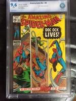 Amazing Spider-Man #89 CBCS 9.6 w