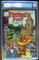 Fantastic Four #84 CGC 9.4 ow