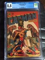 Catman Comics #29 CGC 5.5 ow