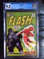 Flash #127 CGC 9.2 cr/ow