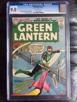 Green Lantern #4 CGC 9.0 ow
