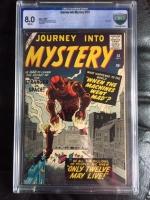 Journey Into Mystery #53 CBCS 8.0 w
