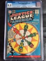 Justice League of America #6 CGC 8.5 w