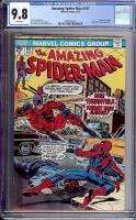 Amazing Spider-Man #147 CGC 9.8 w