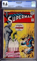 Superman #251 CGC 9.6 ow/w
