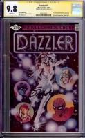 Dazzler #1 CGC 9.8 w