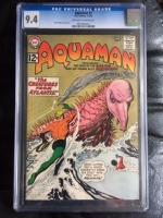 Aquaman #7 CGC 9.4 ow/w